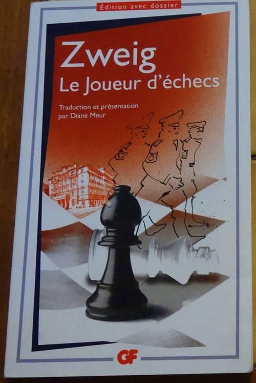 Vends livre le joueur d'échec