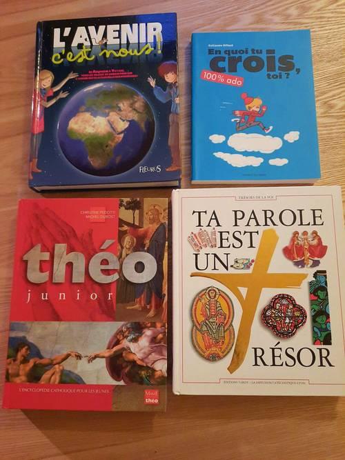 Vends livres enfants ou ados