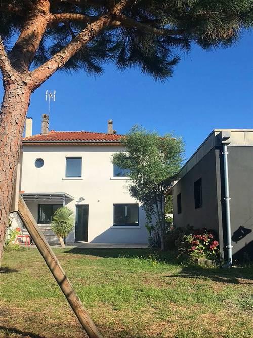 Vends maison Cauderan Pasteur 140m²