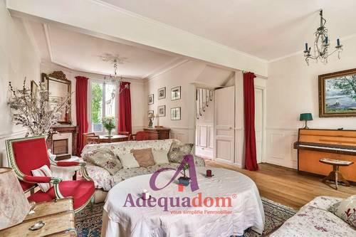 Vends maison 4chambres - Bois-Colombes (92) - Bécon - 120m²
