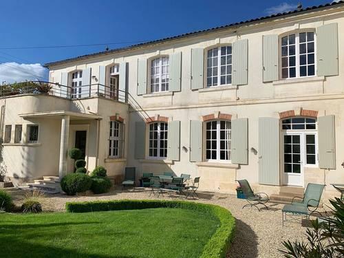 Vends maison 4chambres 185m² quartier jardin public Cognac (16)