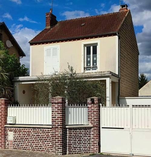 Vends maison de charme, 5pièces, Champagne sur Oise (95) - 80m²