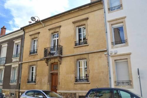 Vends maison 255m² 7chambres - Nancy Parc Sainte-Marie, proche tram