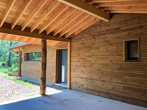 Vends maison bois d'architecte - 3chambres 173m² - terrain 2150m²- Ecoche (42)
