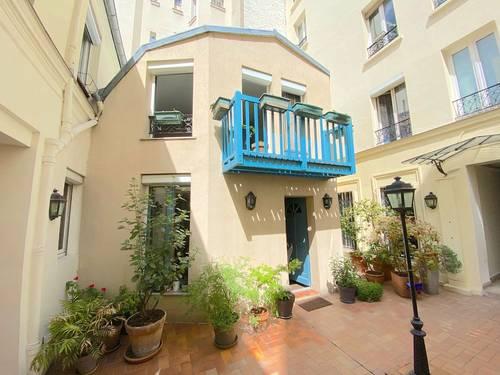 Vends Maison 68m² 2chambres - Paris 17ème rue de la Jonquière