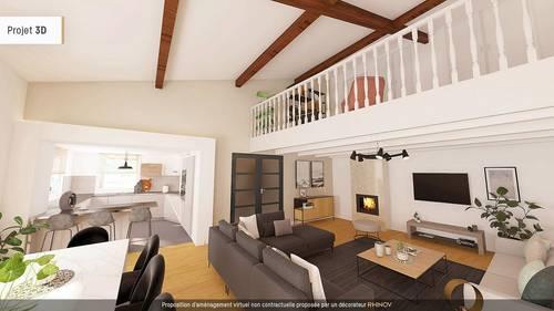 Vends maison 9pièces 200m²- Toul