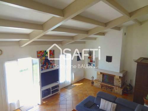 Vends Maison 5pièces Garage et Sous-Sol - 104m², Lagord (17)