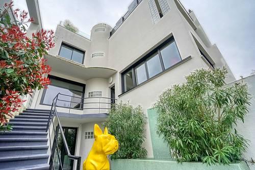 Vends maison 380m² avec roof top - 4chambres à Suresnes gare Plateau Nord
