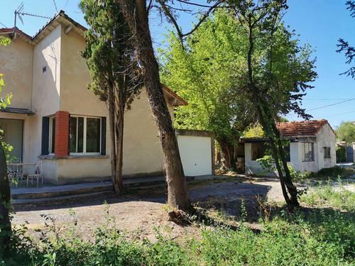 Vends maison - Vaucluse - L'Isle-sur-la-Sorgue (84) - Le Partage des Eaux - 2chambres