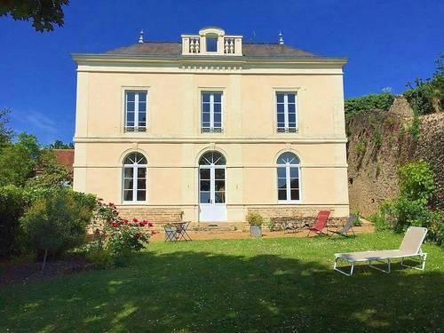 Vends maison 200m², 5ch, 1h15en TGV de Paris, proche Abbaye Solesmes, Juigné-sur-Sarthe (72)