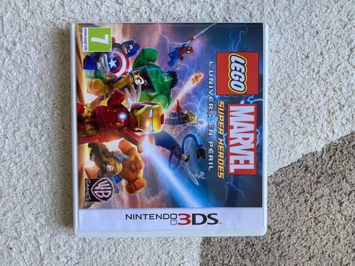 Vends jeu dans Lego Marvel