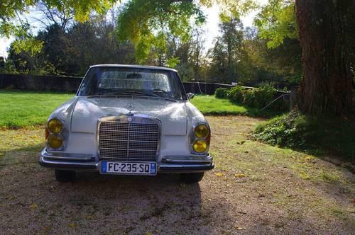 Vends Mercédès 280SE 1972