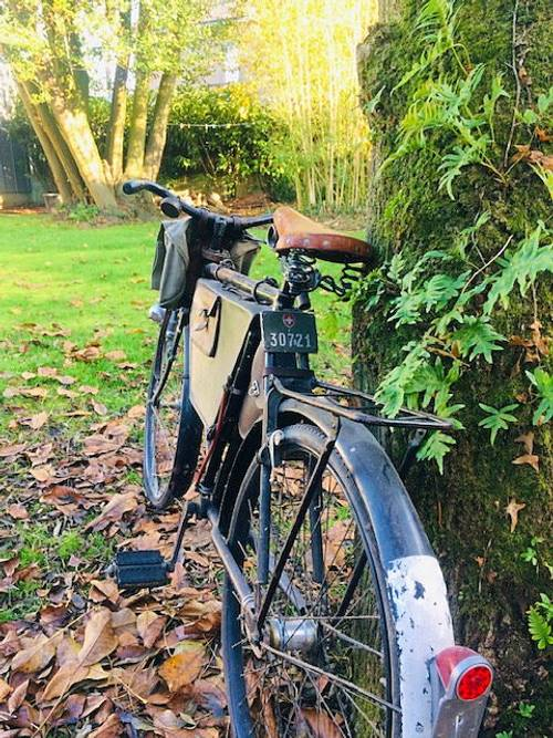 Vends vélo militaire suisse 1941Torpedo