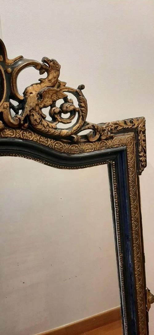 Vends miroir Napoléon III