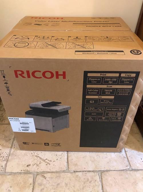 Vends imprimante laser multifonctions neuve dans son carton