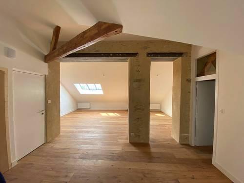 Vends superbe T4 88m² charme et caractère, dernier étage - Nantes hyper centre