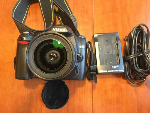 Vends Nikon D5O