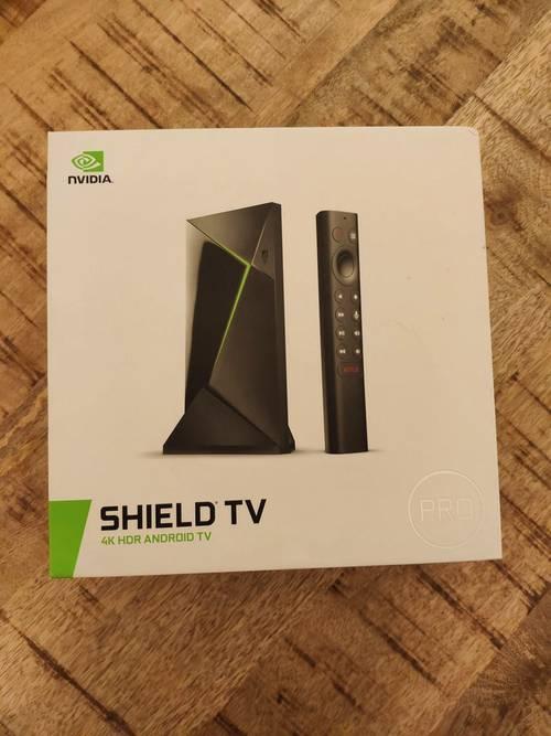 Vends NVIDIA TV Shield Pro