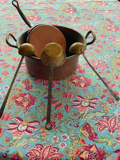 Vends objets cuivre et laiton
