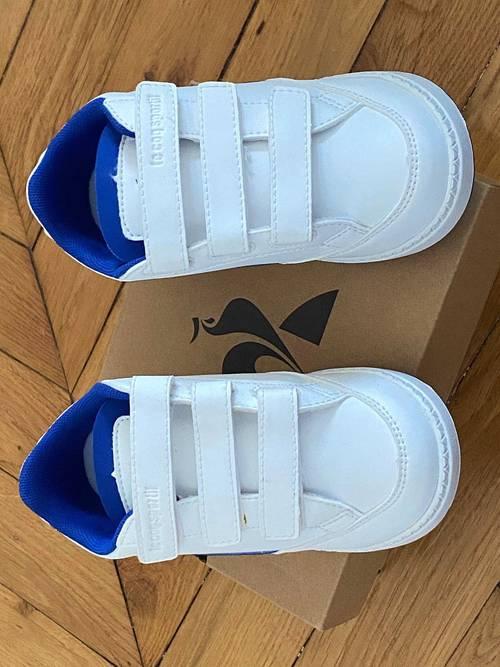 Vends paire de chaussures le Coq Sportif T 27jamais portée
