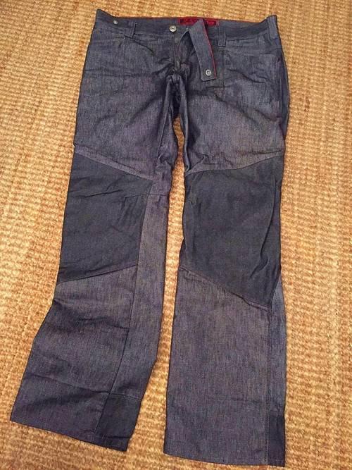 Vends pantalon jean moto Esquad en Armalith taille US 42-36neuf