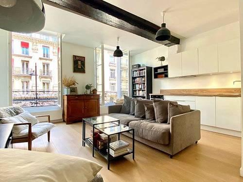 Vends Appartement 3pièces 60m² - Paris 3ème