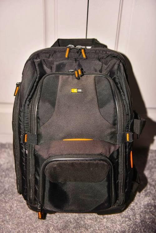Vends sac à dos photo Case Logic SLRC 206noir - Bon état général