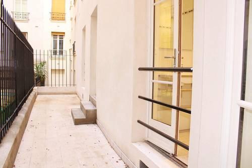Vends appartement 3pièces avec espace extérieur - 62m², Paris 13ème