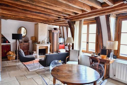 Vends 3pièces 85m² à Paris 3e - charme de l'ancien - Arts et Métiers
