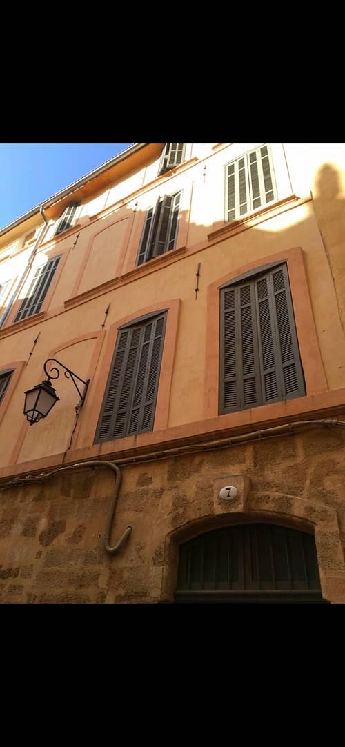 Vends T2plein centre historique Aix en Provence (13) proche Cours Mirabeau - 44m²