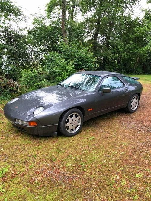 Vends Porsche 928GT 1989