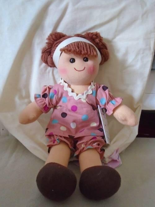 """Vends Poupée """"Les petites Marie"""" en tissu"""