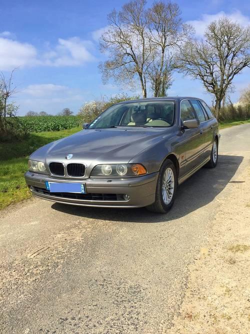 Vends BMW 530D E39Préférence Pack Luxe - 2001, 344433km