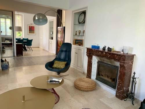 Vends propriété Ile Verte - Grenoble (38) - 4chambres+bureau / grand jardin, 208m²