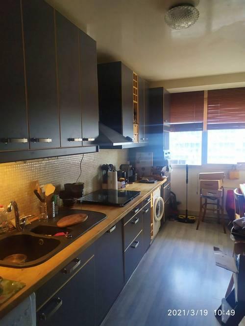Vends appartement familial Puteaux (92) 97m²
