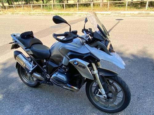 Vends R1200gs - 2016- 67000km