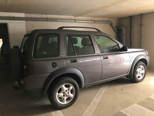 Vends Land Rover Freelander - 150000km - 2006
