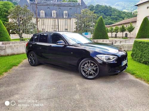 Vends BMW serie 1120d 2.L 184ch pack M - 2014, 157000km