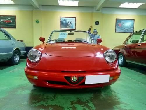 Vends Alfa Spider 2000de 1987