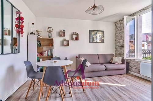 Vends studio 28m² - Bois-Colombes (92) - Guyot