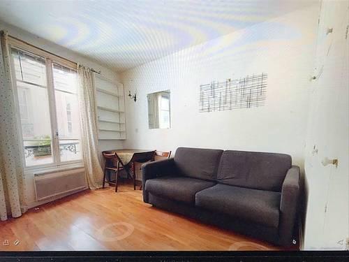 Vends studio lumineux à Montmartre - 16m², Paris 18ème