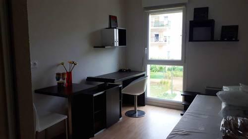 Vends studio meublé LMNP proche arrêt tram jean Moulin - 1chambre, 18m², Angers (49)