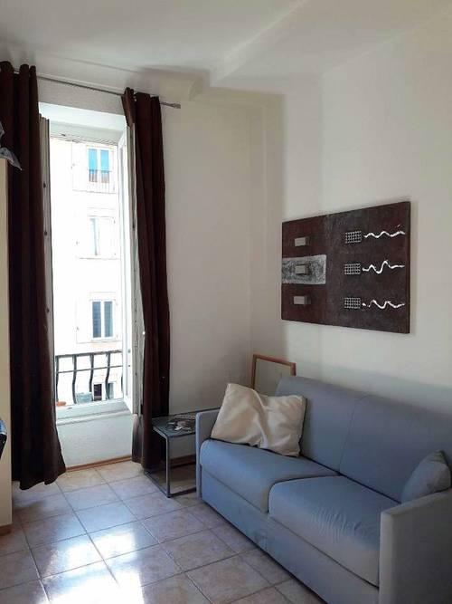Vends studio meublé Nice proche Jean Médecin - 1chambre, 18m²