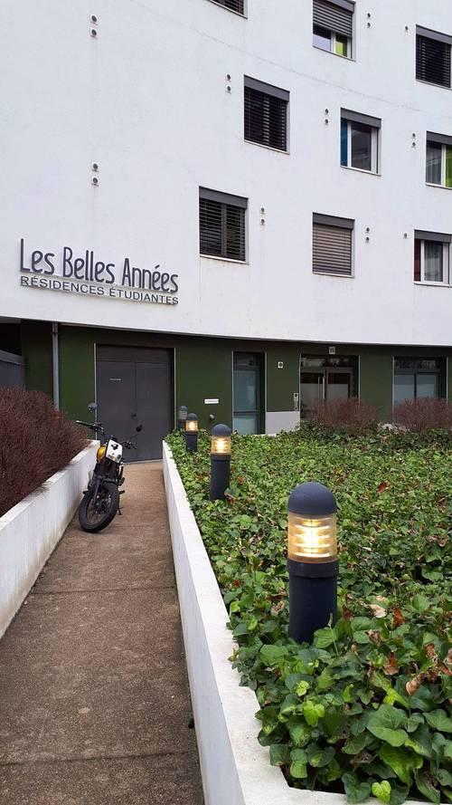 Vends studio 19m² à Villeurbanne (69) métro République
