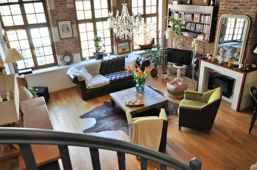 Vends superbe Duplex de charme T3, au coeur du Vieux Lille (59) - 70m²