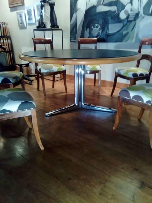 Vends table bureau Platner KNOLL comme neuve