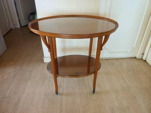Vends table Majorelle
