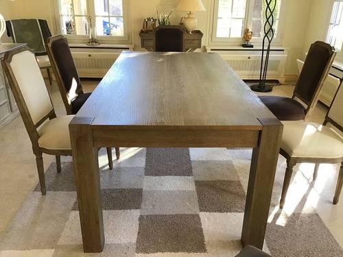 Vends table salle à manger