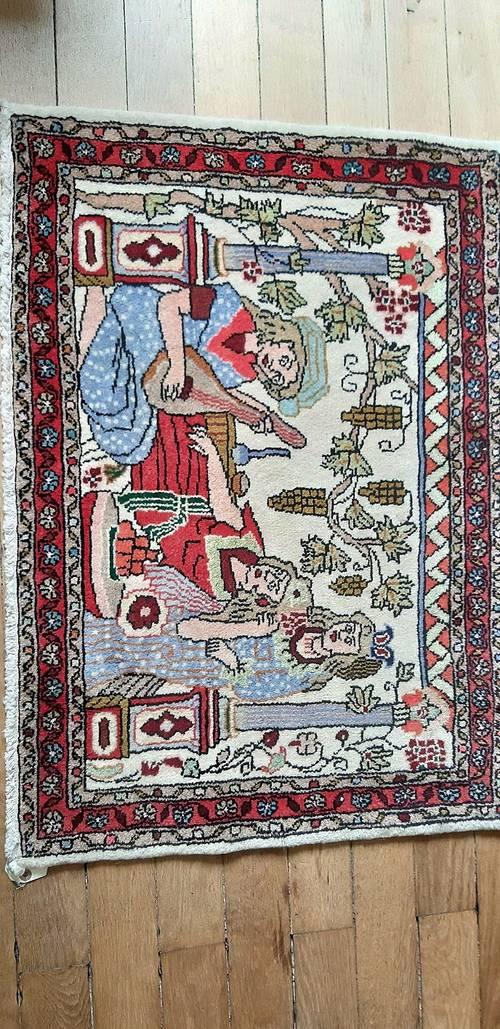 Vends tapis turc Iban