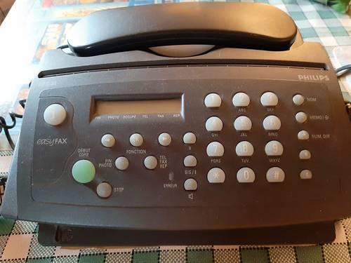 Vends téléphone - fax Philips, bon état